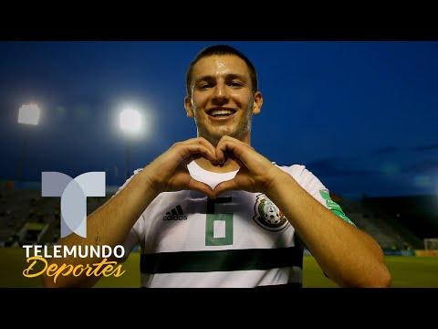 Eugenio Pizzuto anhela jugar en primera división con el Pachuca | Telemundo Deportes