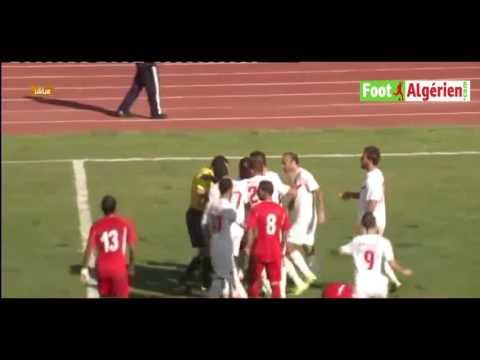 Division nationale amateur (groupe Est) : Hamra Annaba 3 - USM Annaba 2