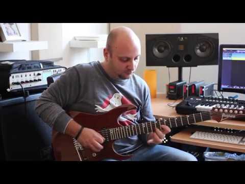 Marco Sfogli - Groovus in Fabula Solo (from the album EGO)