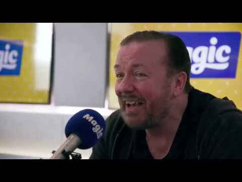 Ricky Gervais &39;After Life&39;   with Emma B  Magic Radio