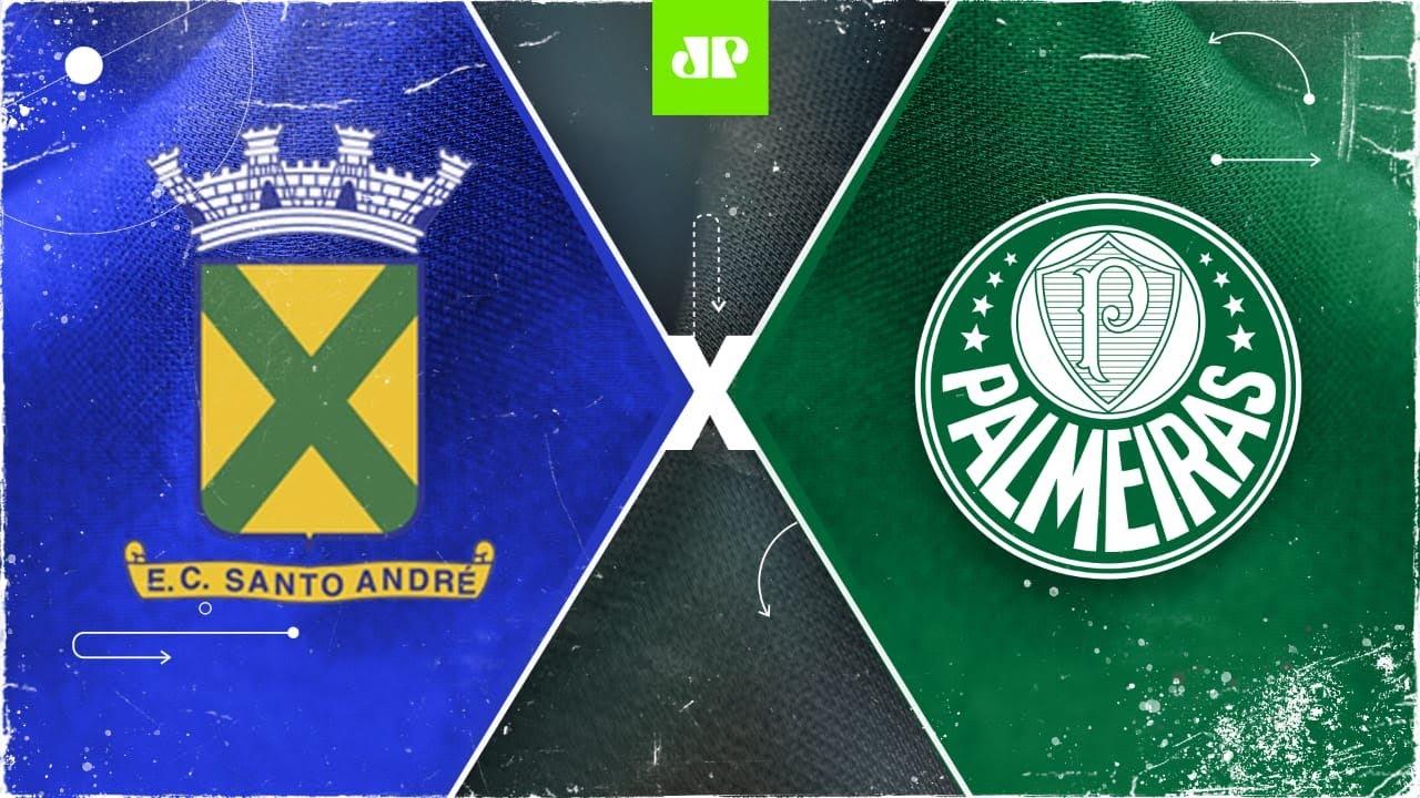 Santo André x Palmeiras - AO VIVO - 02/05/2021 - Campeonato Paulista -  YouTube