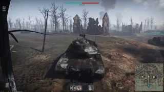 War Thunder - [Love dis monster] M103 Heavy Tank realistic tank battle gameplay by GeneRawChaos