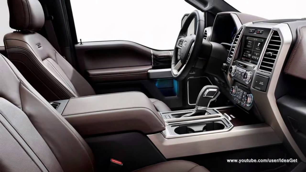 Delightful 2015 Ford F 150 Interiors And Exteriors Amazing Ideas