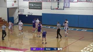 JV MAU Basketball // 03/05/21