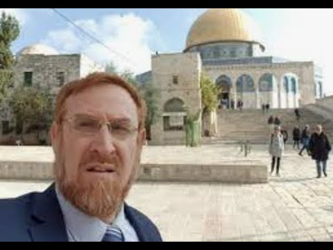 """Prophecy Alert: """"Court Allows Jews To Pray On Temple Mount""""  Holy Land Tensions"""