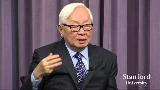 Stanford Engineering Hero Lecture: Morris Chang in conversation with President John L. Hennessy
