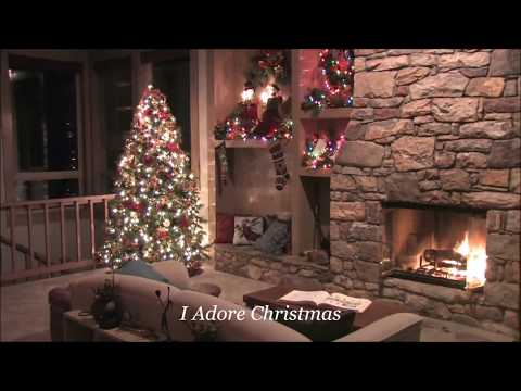 Stunning Christmas Scenes with Popular Christmas Songs