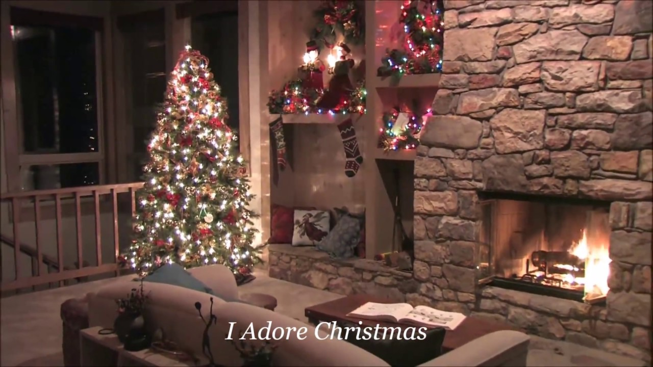 Stunning Christmas Scenes With Por Songs