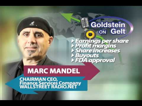 Marc Mandel - All About Radio and Financial Advice - interview - Goldstein on Gelt - Aug 2011