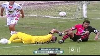 Torneo Clausura 2015: Ayacucho FC 1-2 Melgar (fecha 11)