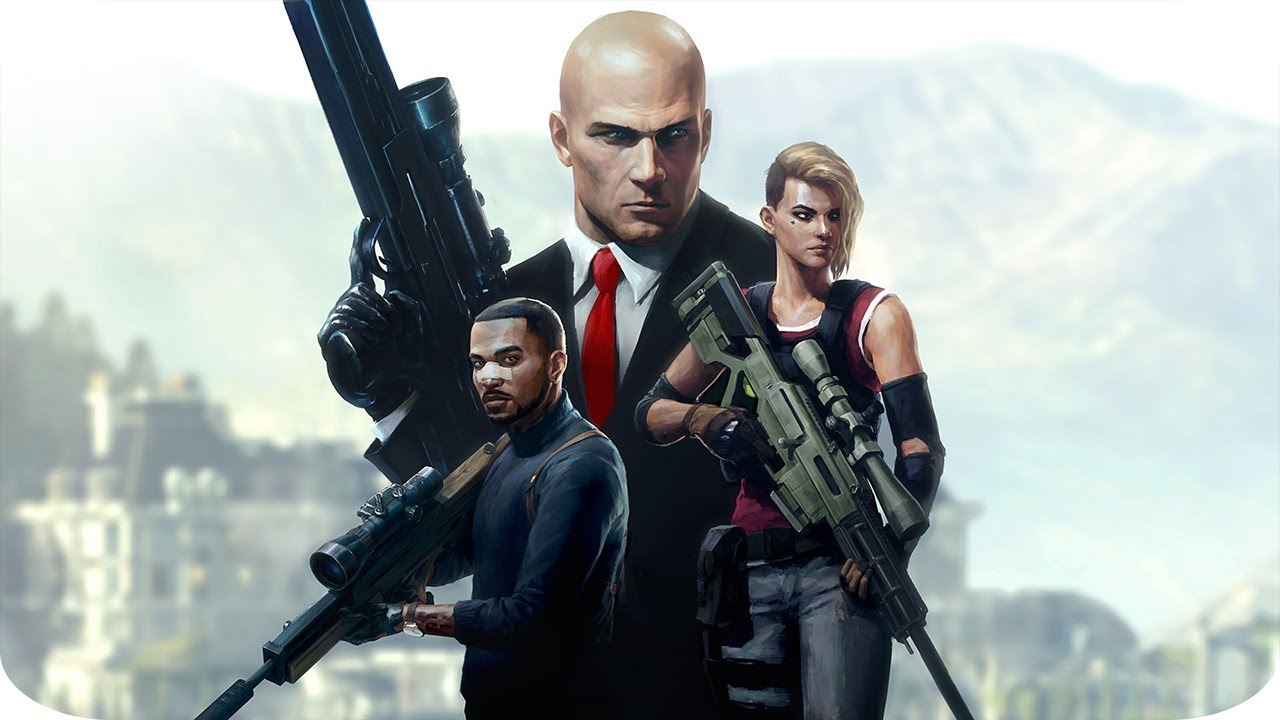 Resultado de imagen de hitman 2 Sniper Assassin