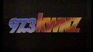 KCRL-TV ID/KWNZ Ad (1986) thumbnail