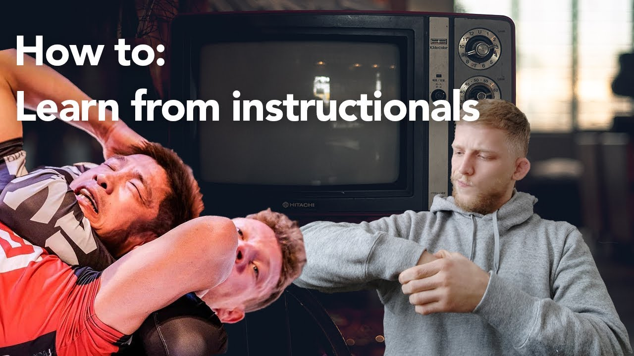 BJJ & Corona: How to learn from instructionals