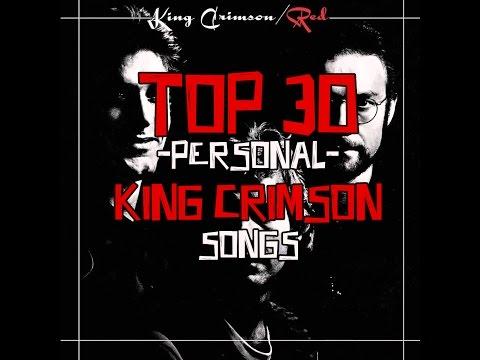 TOP 30 - King Crimson songs