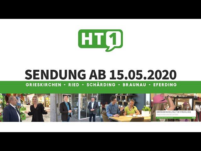 HT1 Sendung vom 15.05.2020 / Hausruck & Innviertel