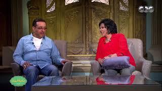 صاحبة السعادة   علاء عبد الخالق يكشف علاقة النسب بينه وبين محمود الخطيب