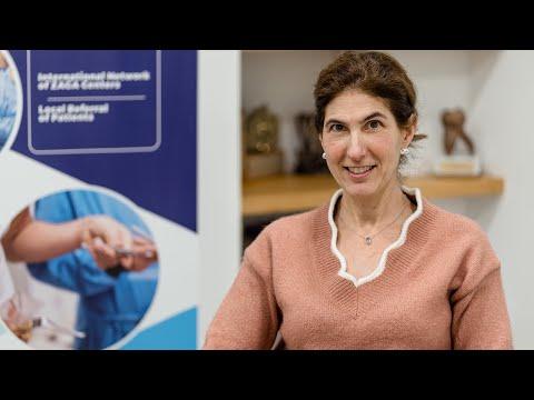 ZAGA Centers, Interview: Dr Lesley David - Presentation