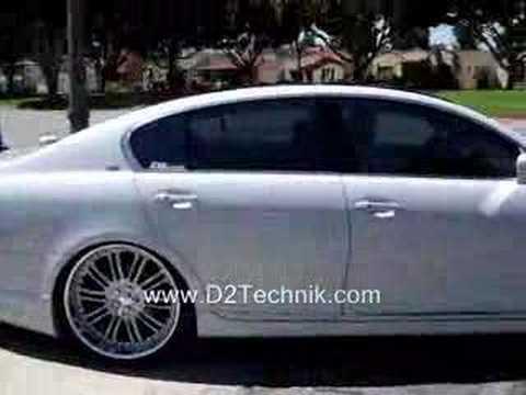 2006 Lexus Gs300 On 22s Youtube
