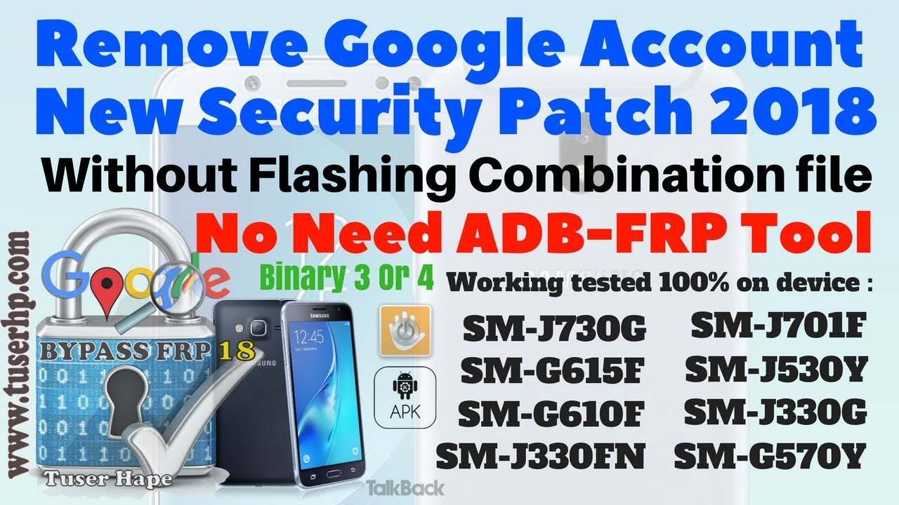 Bypass FRP Samsung J7 Core SM-J701F Nougat - TUSERHP