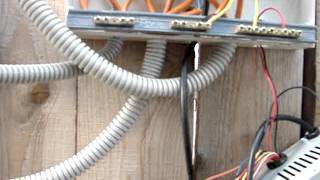 Самодельные автоматические распашные ворота(, 2012-05-19T05:58:37.000Z)