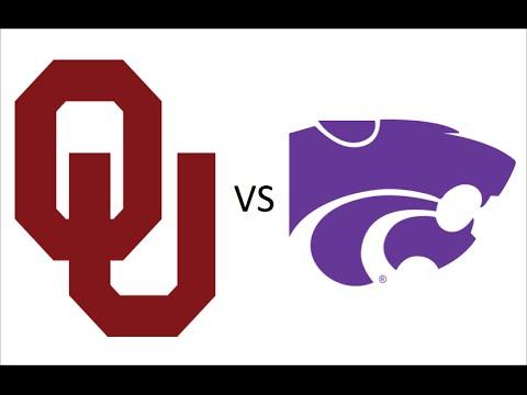 Oklahoma Highlights vs Kansas State 10/17/15 (HD) - YouTube