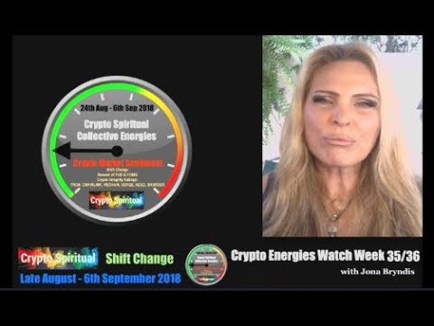 Crypto Energies - 6th September 2018 & Integrity Rating: VERGE, VECHAIN, TRON, NEXO, CHAINLINK