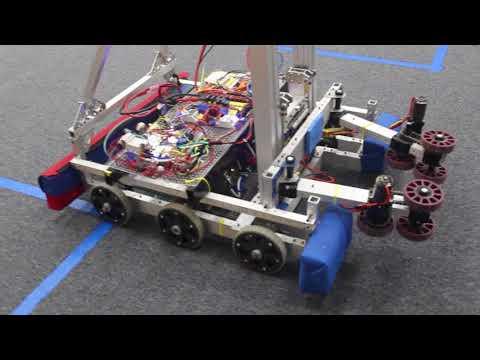 FRC 5254 HYPE 2018 Protobot