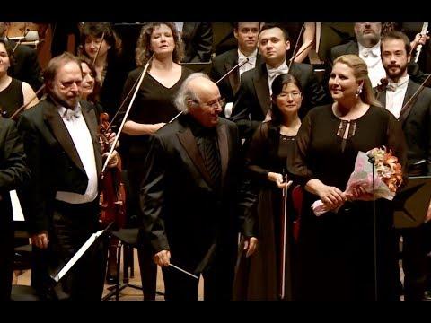 Mahler: Kindertotenlieder - Okka von der Damerau - Eliahu Inbal - Sinfónica de Galicia