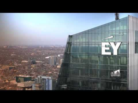 Toronto Is Getting Ready To Move To The New EY Tower