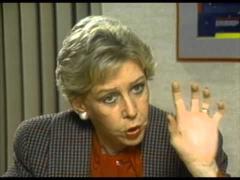 Jane Byrne talks about being hand-picked by Richard J. Daley
