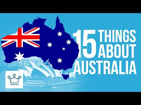 15 Things You Didn't Know About AUSTRALIA