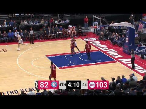 Kay Felder (24 points) Highlights vs. Agua Caliente Clippers