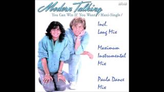 Modern Talking - You Can Win If You Want Maxi Single (mixed by Manaev)