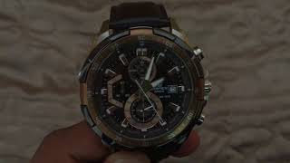Casio efr 539L review /unboxing/features