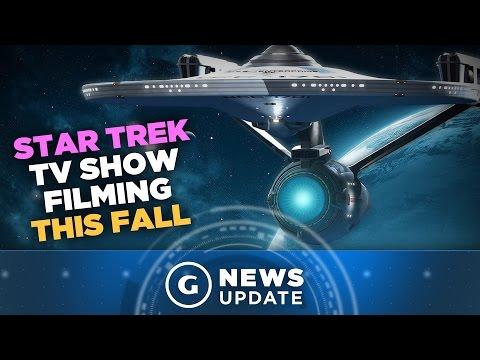 Star Trek TV Show Shooting Location and Start Date Announced - GS News Update