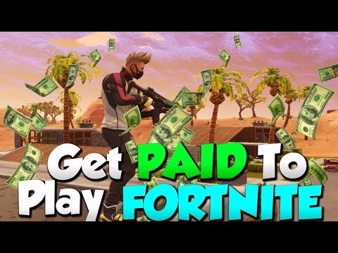 How To Make $5 A DAY Playing FORTNITE! - How To Make Money Playing Fortnite!