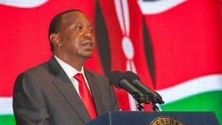 Euro bond money was not stolen, those were rumors and destructive propaganda - Uhuru Kenyatta