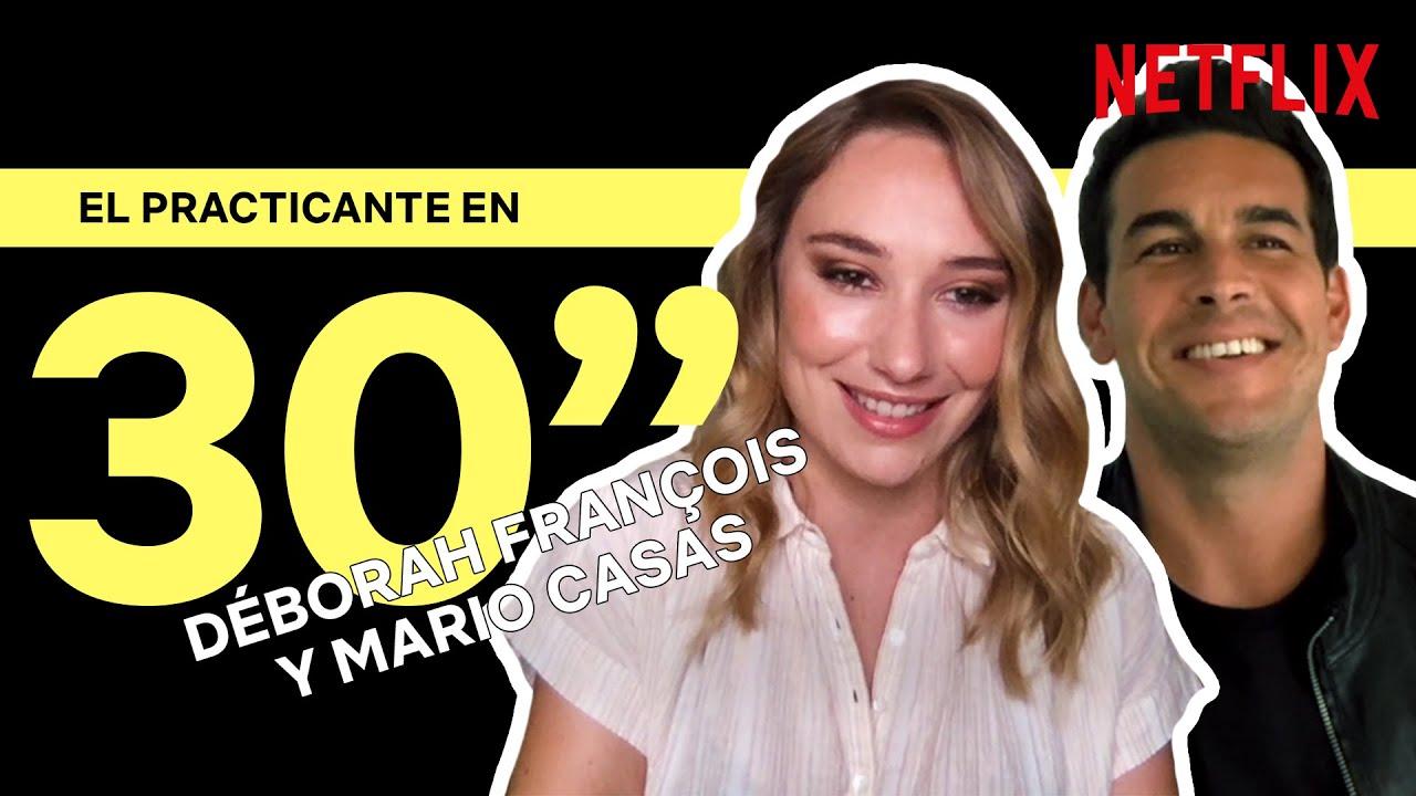 El practicante en 30 segundos | Mario Casas y Déborah François