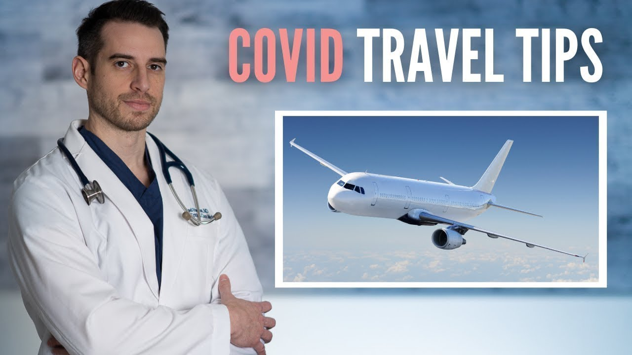 7 Tips for Flying and Driving in this COVID-19 Pandemic ✈🚗