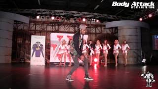 FIBO 2014 - Day 3 - Trec Show: Marquese Scott