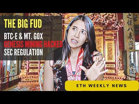 THE BIG FUD: BTC-e administrator hacked Mt. GOX / Arrests/ FBI shut down of Darknet & MORE!