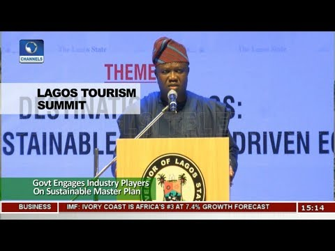 Lagos Govt. Engages Industry Players On Sustainable Master Plan  News Across Nigeria 
