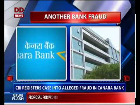 Another Multi Million Bank Fraud Detected By CBI
