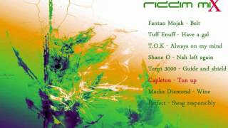 Tun up loud Riddim Mix [July 2011] [Young Veterans]