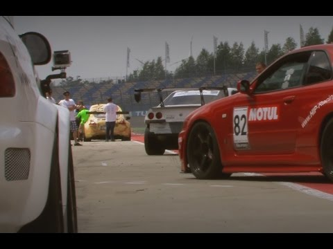 REISBRENNEN 2014 | FASTEST HIGHSPEED DRIFT | NIPPON JDM TIME ATTACK MEET