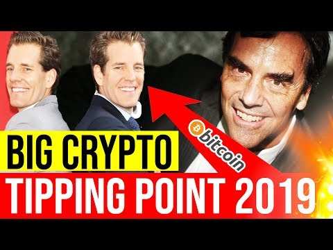 WINKLEVOSS: BITCOIN AT A TIPPING POINT - BULLS INCOMING? 🔥🚀