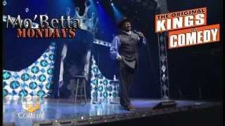"Cedric the Entertainer ""Black President"" #KingsofComedy"