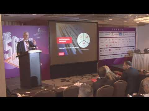 Frank Zervos, Sales Consulting Director, Oracle, Greece