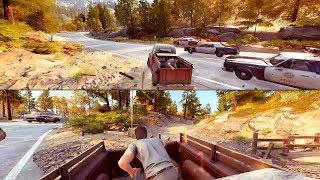 UNCHARTED MEETS PRISON BREAK! - A Way Out Gameplay Trailer