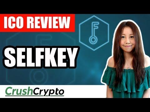 ICO Review: SelfKey (KEY) - Digital Identity Management System